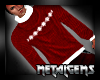 CEM Red Winter Sweater