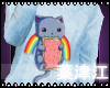 ~RCK~ Cute Nyan Cat Blue