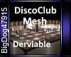 [BD]DiscoClubMesh
