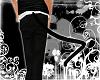 Black Neko Tail