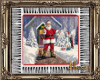 PHV Christmas Santa Rug