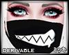 ! Crooked Smile Mask