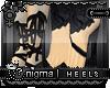 [?] Eclipse Queen Heels