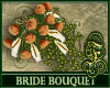 Bride Bouquet Orange
