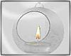 Globe Candle/Decor