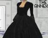 Gothic Ballgown: Black