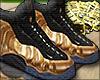 Gold Foams