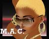 (MAC) Cute Cut Blonde