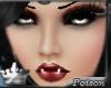 Vamp Queen w/Fangs :Poi