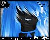 S; Cobalt Hair 1