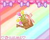 Flower Pot Badge