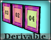 TT: Derivable Pictures