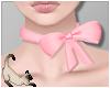 KISA|PinkNeckRibbon