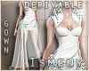 [Is] Spike Corset Dress