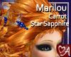 Carrot Sapphires