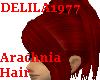 Arachnia Hair-Dark Red