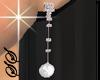 !SS Pearl Diamond Eearin