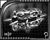 m.. Chain n Spike Band