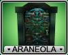 [A]Castle door
