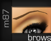 (m)Dirt Eyebrows