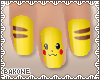B| Nails Pikachu