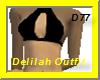 Delilah outfit-Black