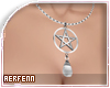 [A]Pentagram Necklace