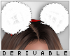0 | Fur Hairband Medium