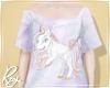 Unicornus Rex Tee Rqst