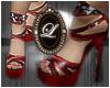 LIZ rouge platforms