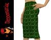 Lysette Skirt Green