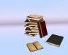 [Der] Book Pile
