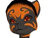 Halloween Fox Head