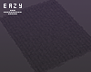 ε Grey Fur Rug