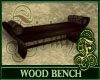 Elegant Wood Bench