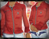 Jacket Red Icon