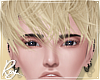 Blond Messy Hair