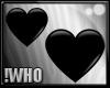 M/F Black Hearts Anim.