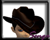 detailed cowboyhat brown