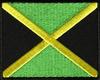 Jamaican Island Flag 1