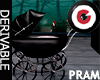 Antique Pram