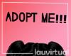 Kids Adopt me Headsign