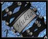 Hukia Silver & Black