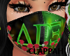 Delta Pledge Mask