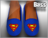 !B Superman Slippers