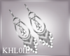 K boho chic earings