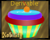Derivable Cupcake Held