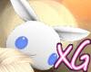 Chibi Bunny White
