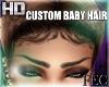 Alzea baby hair 1