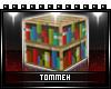 :: Minecraft Bookshelf